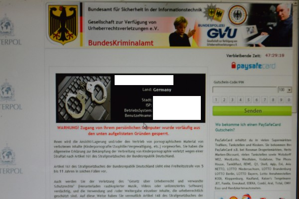 Bka Trojaner Entfernen Handy